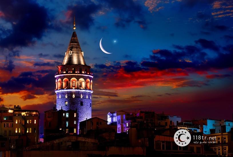 برج گالاتا استانبول 12