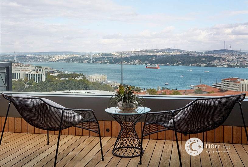 بهترین هتل های استانبول 19