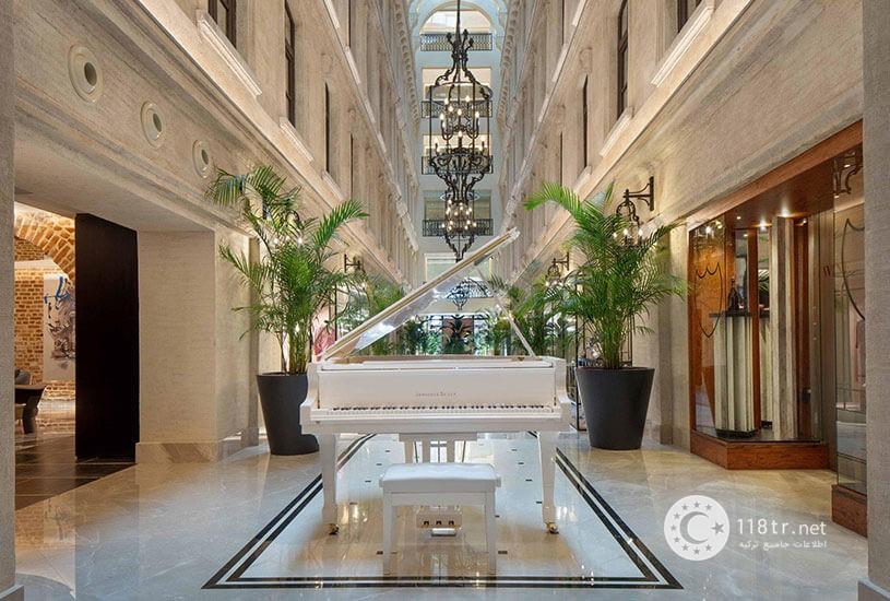 بهترین هتل های استانبول 10