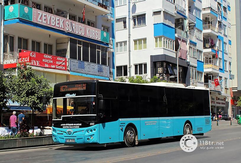 شهر کاله ایچی آنتالیا 11