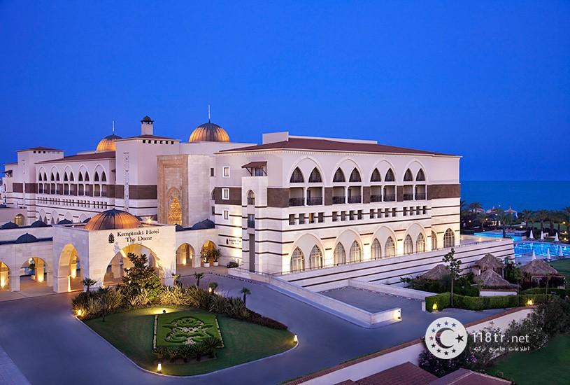 بهترین هتل های آنتالیا 9