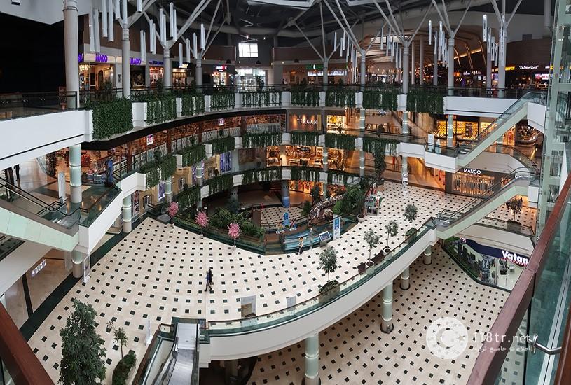 استانبول مال، مرکز خرید مدرن و بزرگ در ترکیه 4