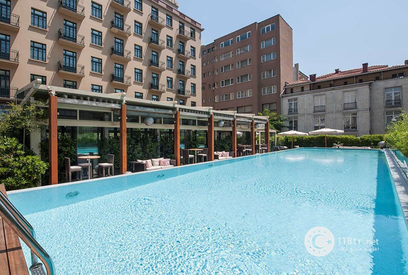 بهترین هتل های استانبول 14