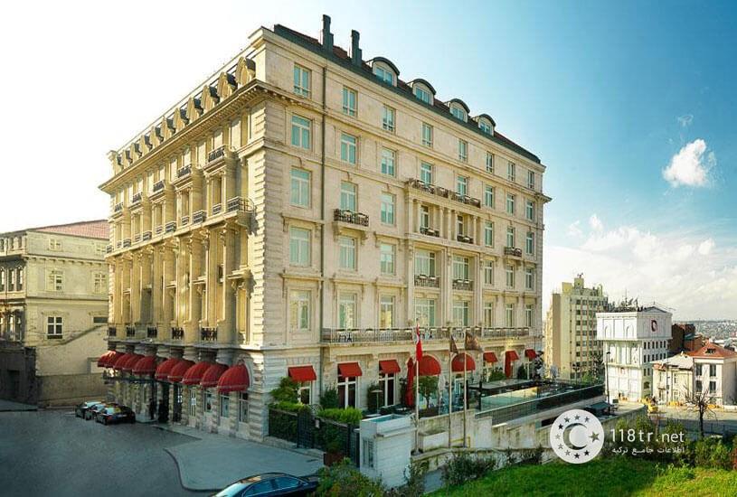 بهترین هتل های استانبول 8