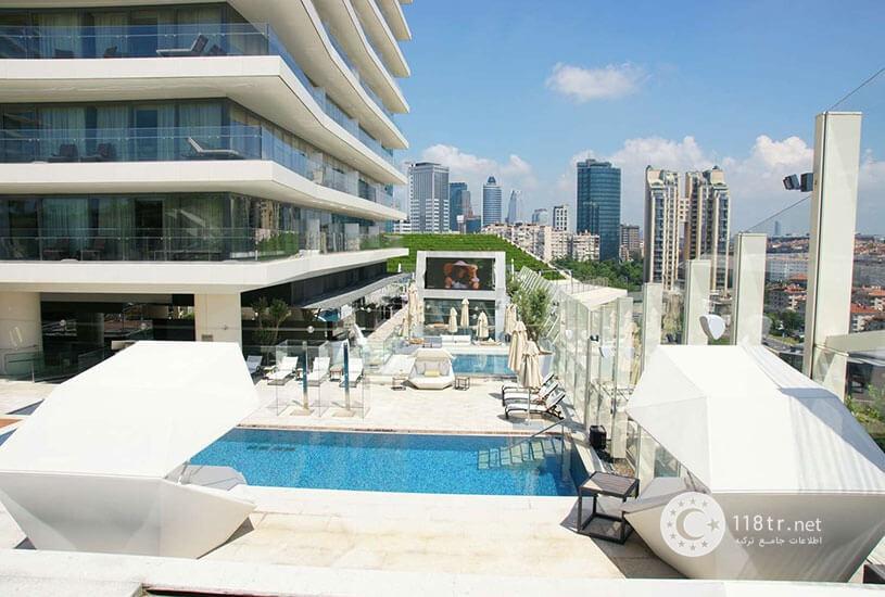 بهترین هتل های استانبول 4
