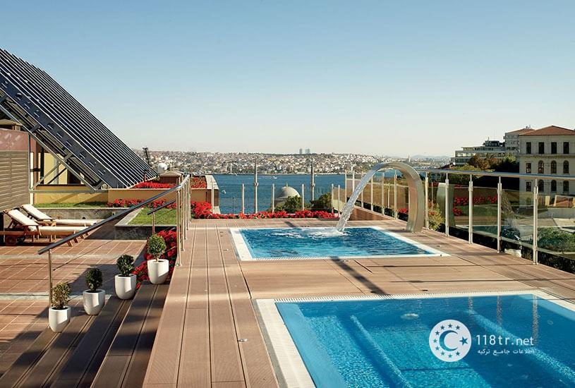 بهترین هتل های استانبول 12