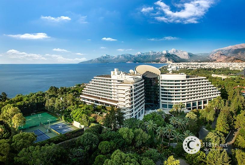 بهترین هتل های آنتالیا 6