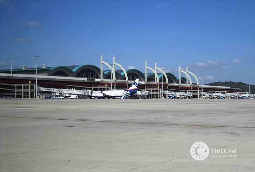 فرودگاه صبیحه گوکچن استانبول 7