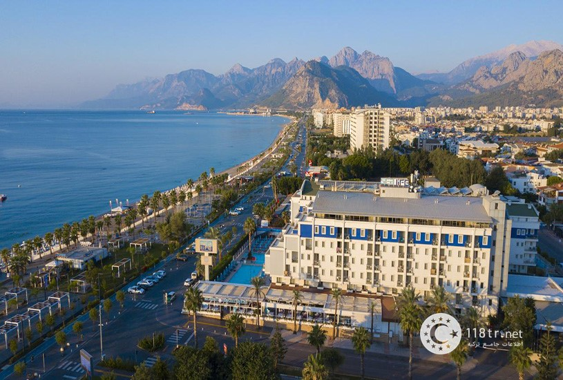 بهترین هتل های آنتالیا 4