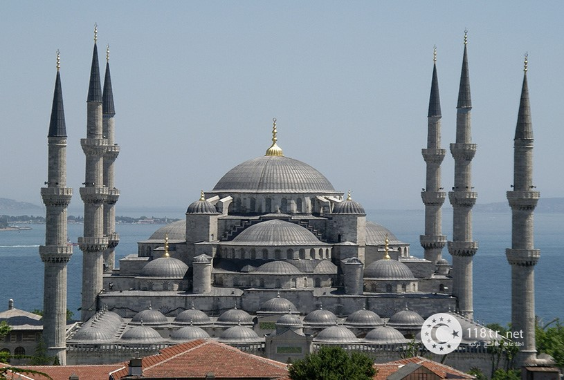 مسجد سلطان احمد استانبول 2