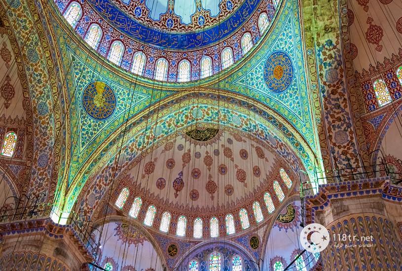مسجد سلطان احمد استانبول 7
