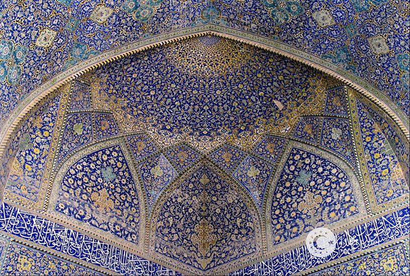 مسجد سلطان احمد استانبول 4