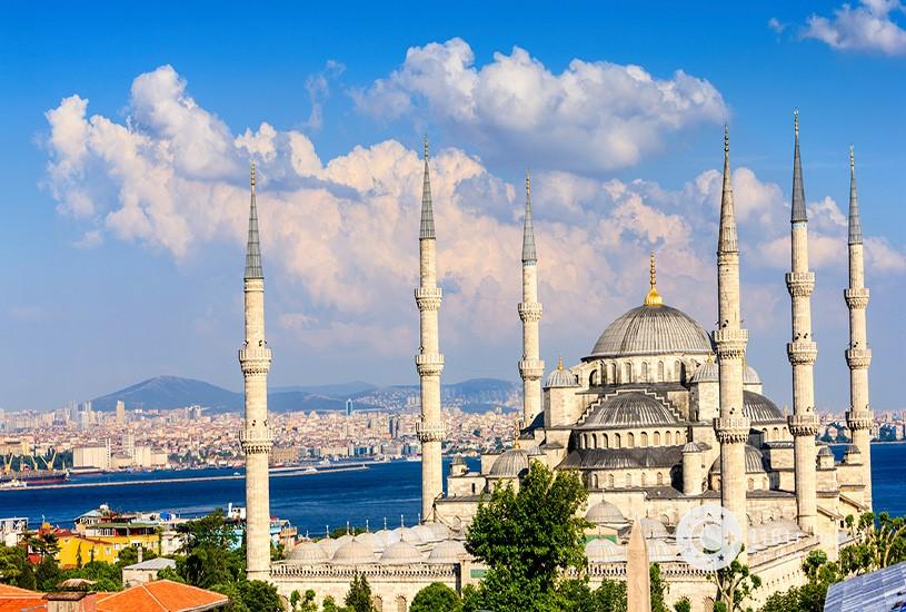 مسجد سلطان احمد استانبول 8