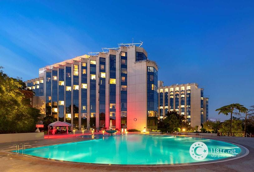 بهترین هتل های استانبول 9