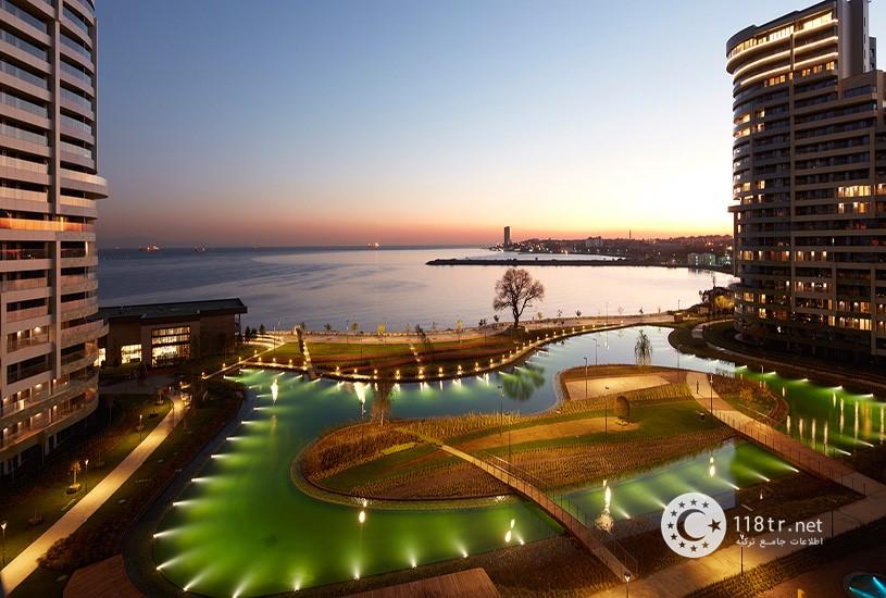 قیمت خانه در استانبول باکرکوی
