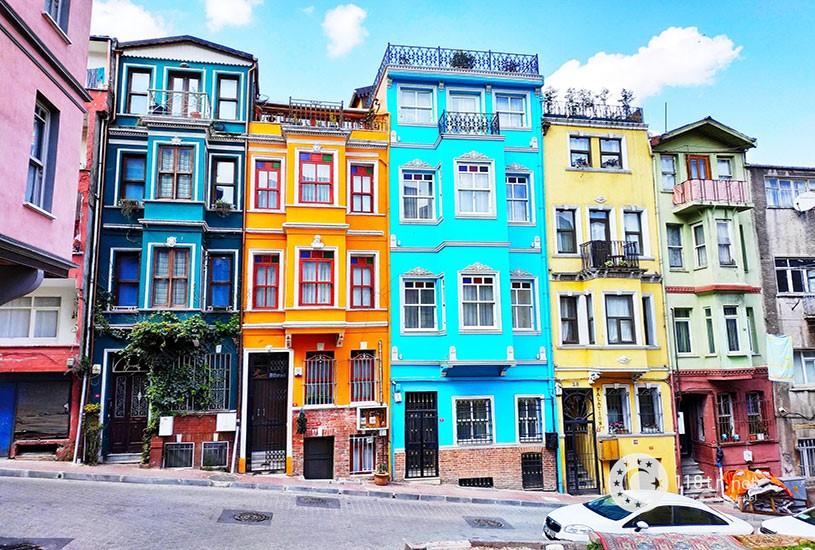 جاذبه های گردشگری و جاهای دیدنی استانبول 26