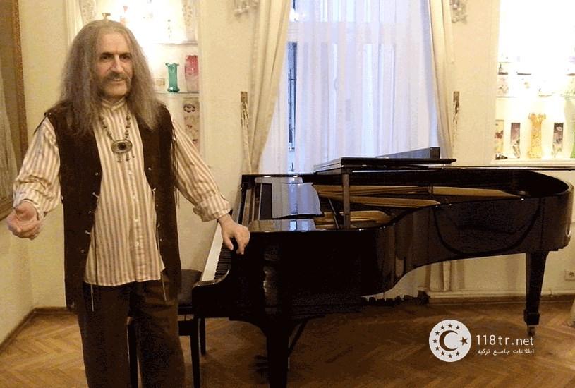 خواننده راک ترکیه، باریش مانچو 5