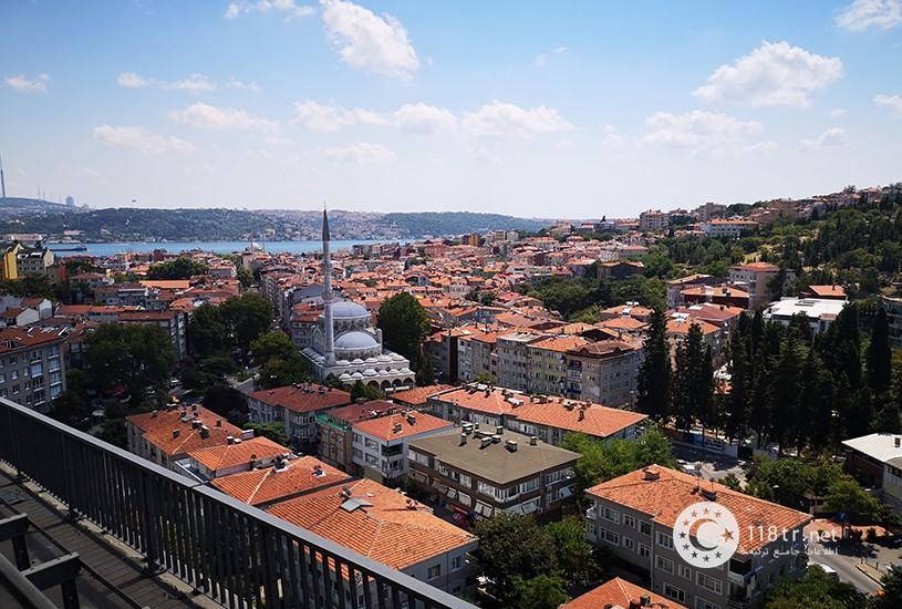 منطقه بشیکتاش استانبول 11