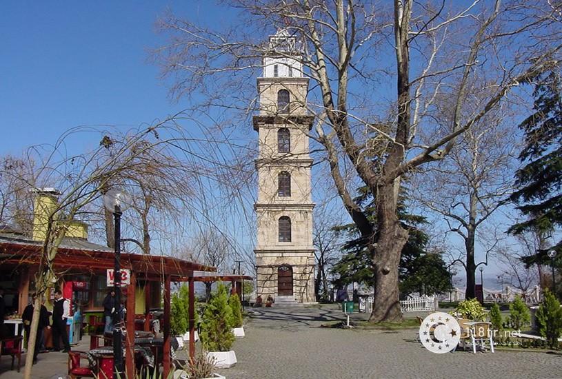 برج ساعت بورسا