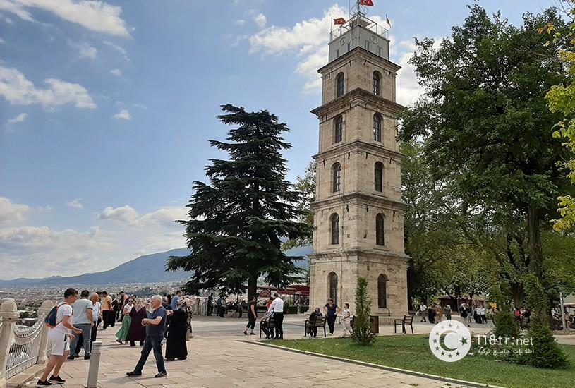 برج ساعت بورسا 2