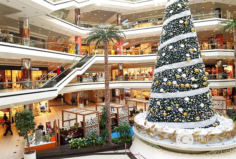 مرکز خرید جواهر استانبول 11