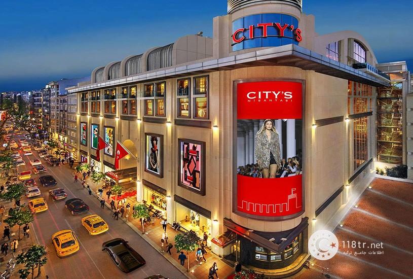 مراکز خرید استانبول 24