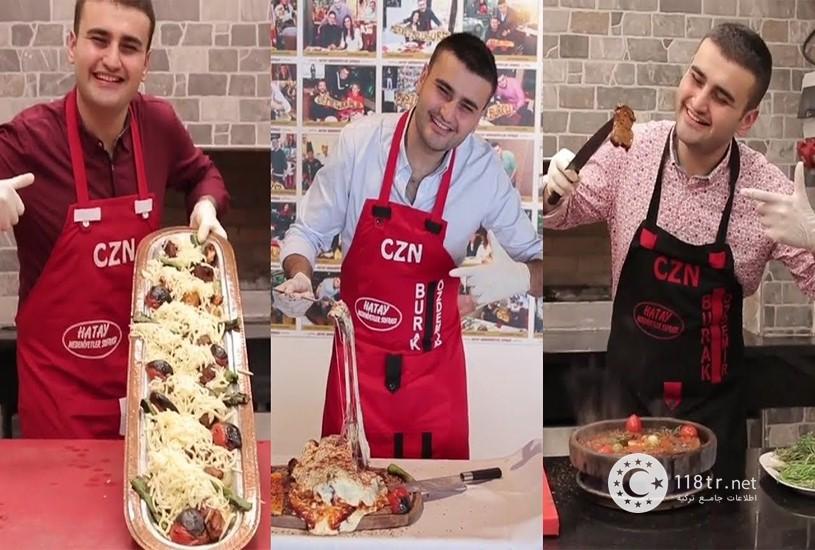 بوراک آشپز معروف ترکیه 4