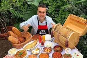 بوراک آشپز معروف ترکیه