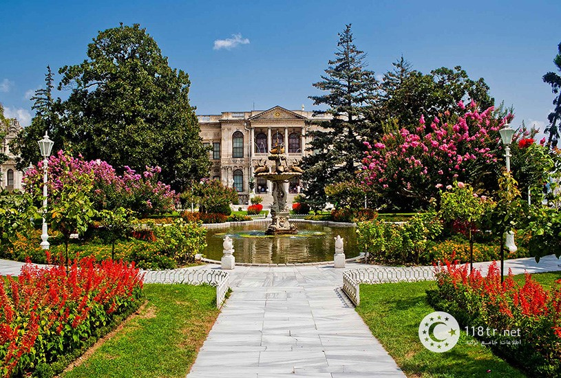 کاخ دولما باغچه استانبول 10