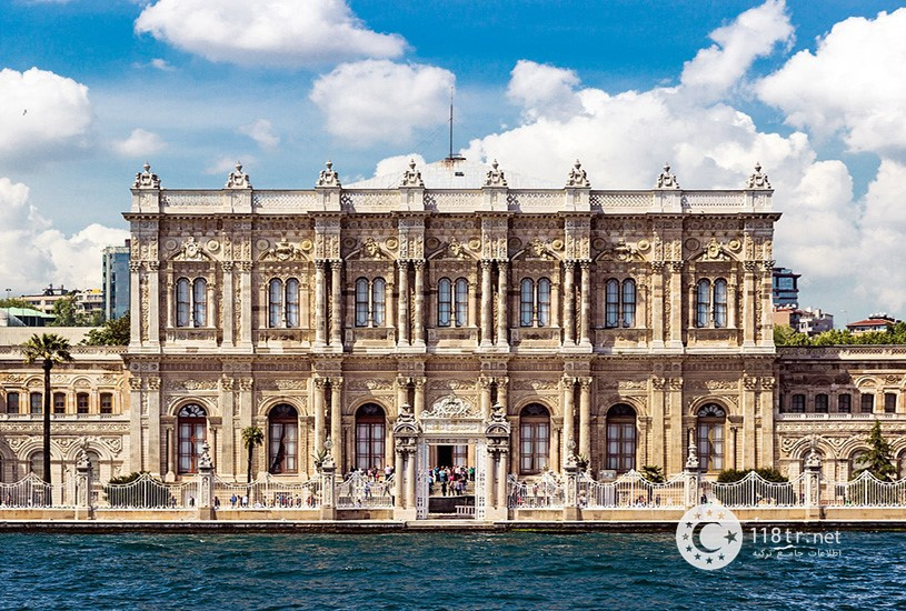 کاخ دولما باغچه استانبول 1