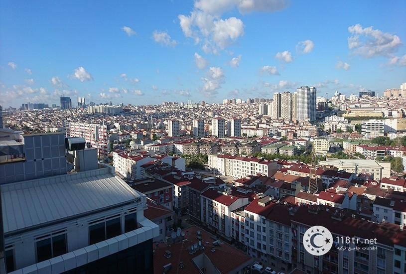 قیمت خانه در استانبول اسن یورت