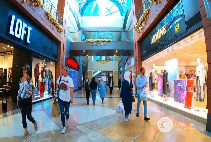 مرکز خرید فروم استانبول 3