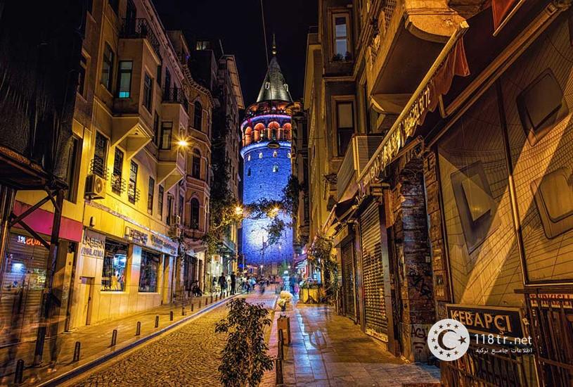 برج گالاتا استانبول 11