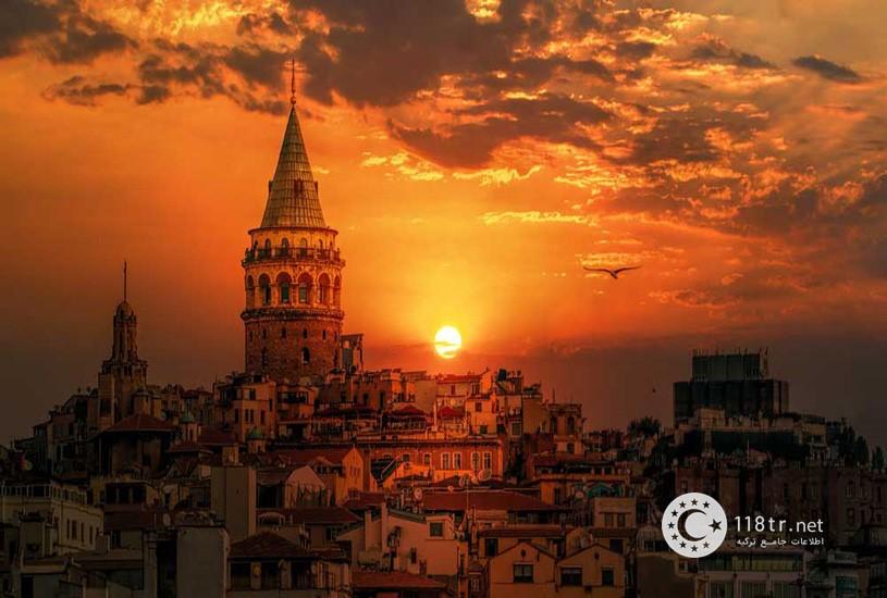 برج گالاتا استانبول 4