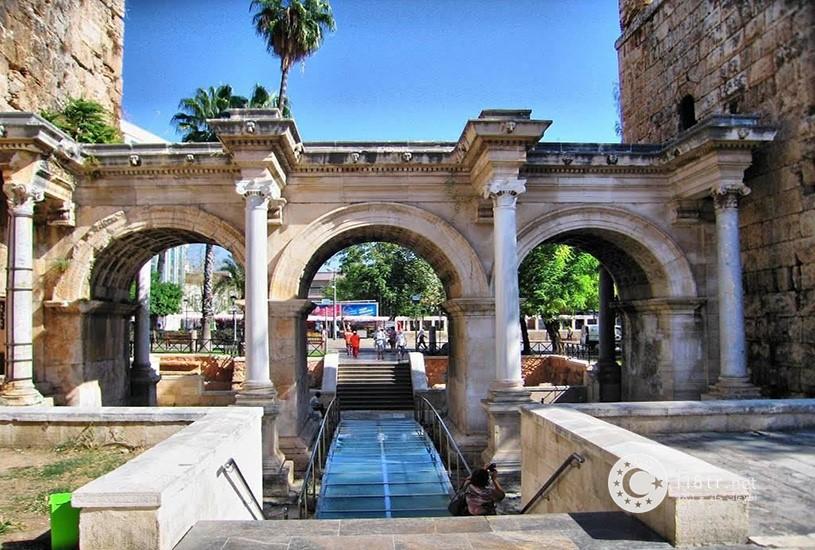 شهر کاله ایچی آنتالیا 5