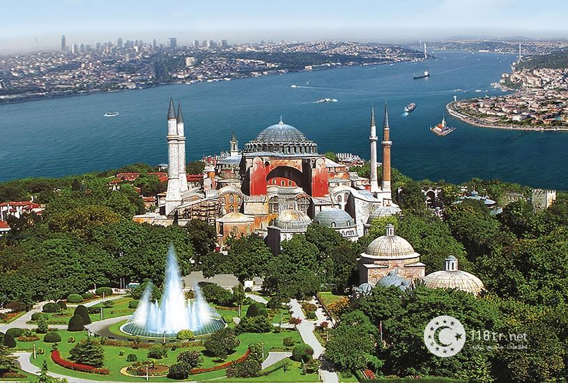 مسجد و موزه ایاصوفیه استانبول 10