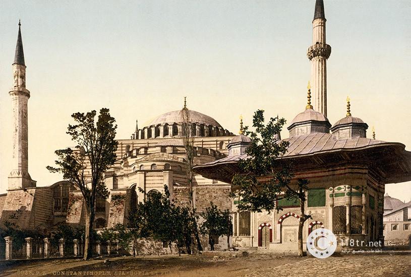 مسجد و موزه ایاصوفیه استانبول 1