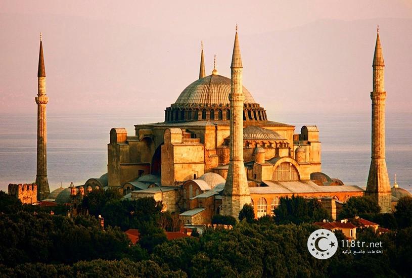 مسجد و موزه ایاصوفیه استانبول 2