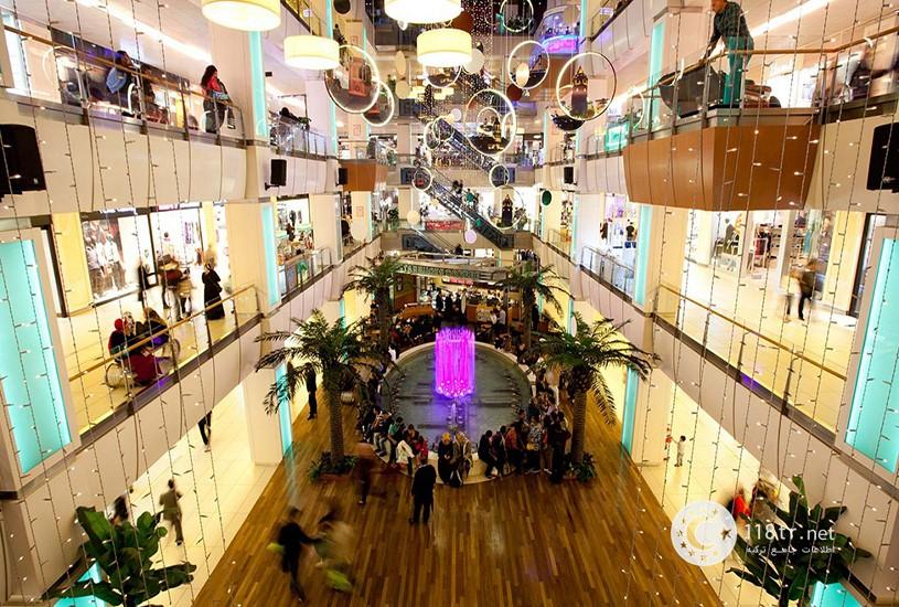 مراکز خرید استانبول 25