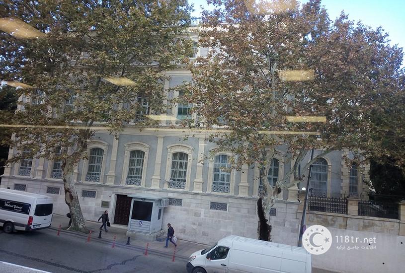 کنسولگری ایران در استانبول 2