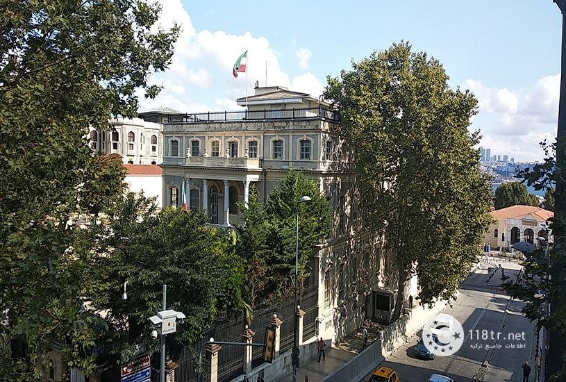 کنسولگری ایران در استانبول 5