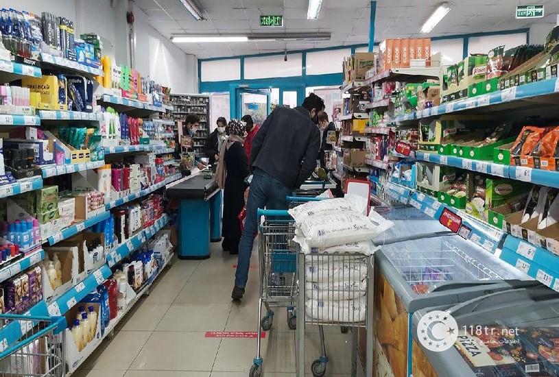 سوپر مارکت های ایرانی در ترکیه 2