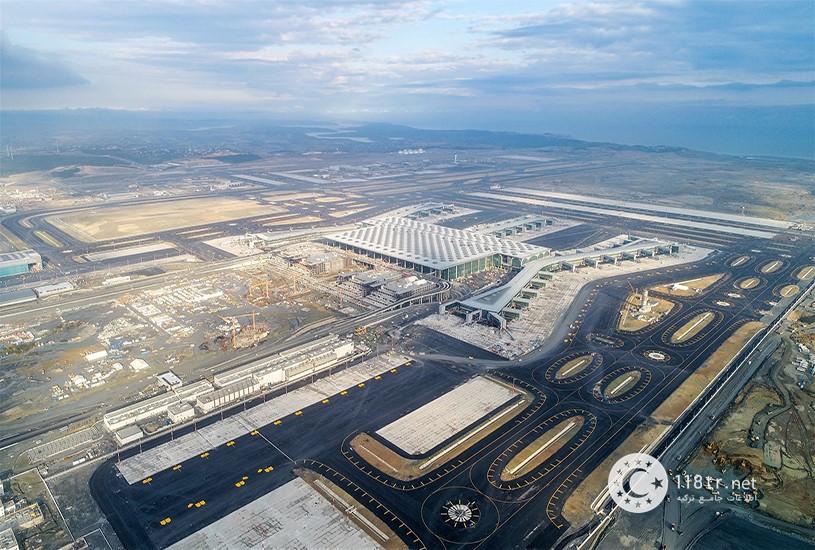 فرودگاه استانبول 5