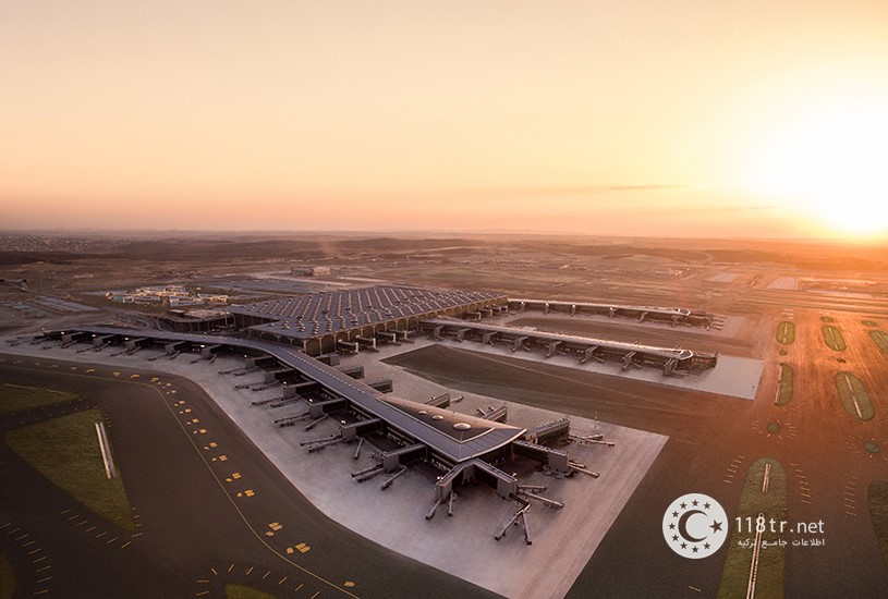 فرودگاه استانبول 2
