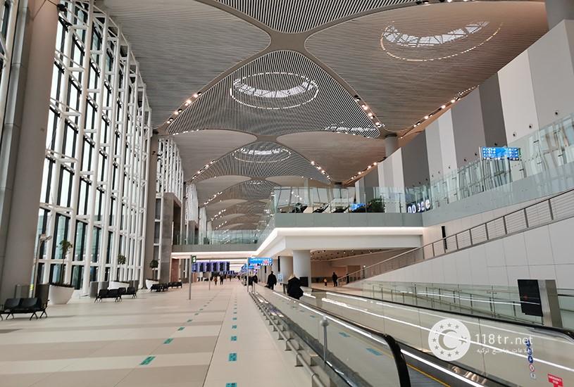 فرودگاه استانبول 8