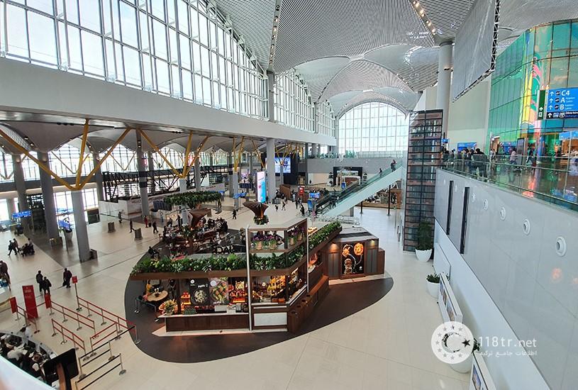 فرودگاه استانبول 4