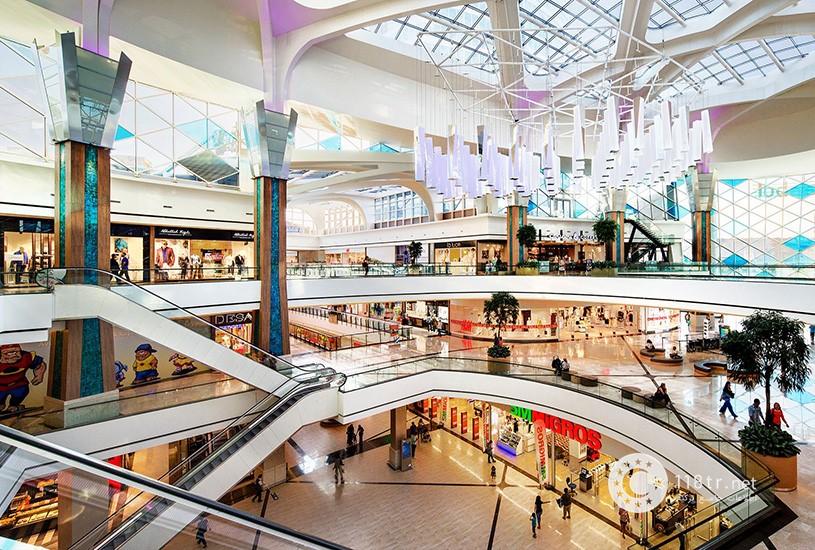 استانبول مال، مرکز خرید مدرن و بزرگ در ترکیه 8