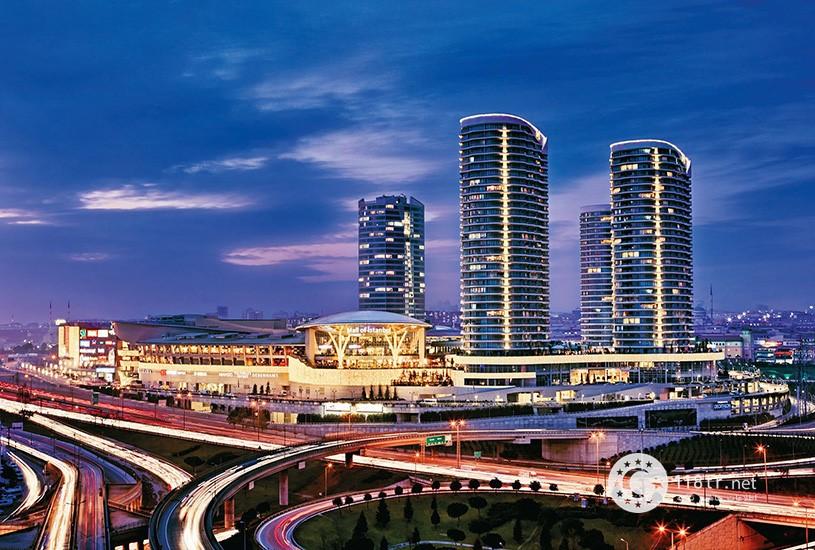 استانبول مال، مرکز خرید مدرن و بزرگ در ترکیه 2