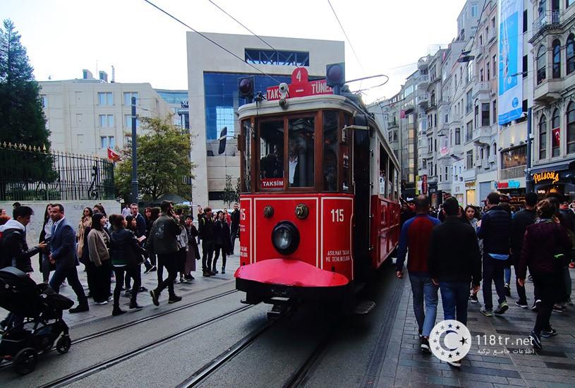 خیابان استقلال استانبول 1