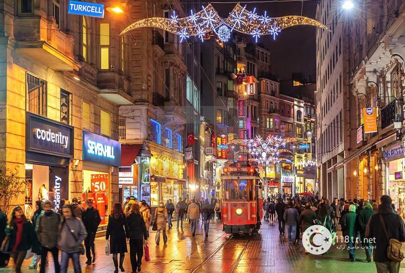 جاذبه های گردشگری و جاهای دیدنی استانبول 7